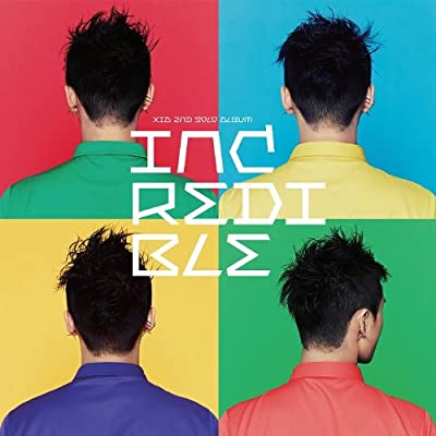 Xiaジュンス(JYJ) 正規2集 INCREDIBLE(韓国盤) をAmazonでチェック!