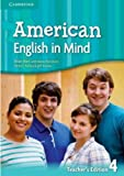 American English in Mind Level 4 Teachers Edition