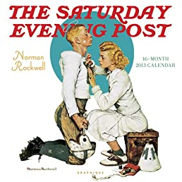Saturday Evening Post 2013 Calendar