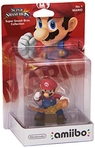 Figura Mario - Super Smash Bros.