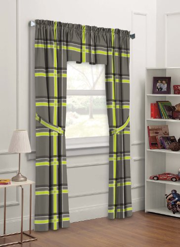 Boys Plaid Bedding 6230 front