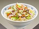 レトルト具付で簡単調理 長崎名産ばってんちゃんぽん・皿うどんセット 2食ずつ