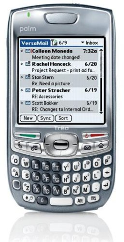 Palm Treo 680 Unlocked Cell Phone with MP3/Video Player, SD/MMC–International Version with Warranty (Silver)
