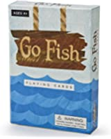 Go Fish Illustrated Card Game by Imagination Generation