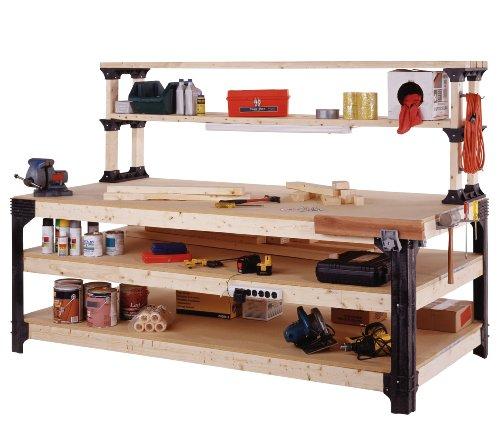 Buy Cheap 2x4basics 90164 Workbench And Shelving Storage