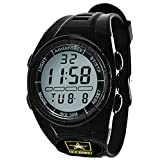 Aqua Force Army Combat Multi Function Digital Watch with 43mm Face