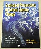 img - for Geological Perspectives of Global Climate Change (AAPG Studies in Geology) (Aapg Studies in Geology) book / textbook / text book