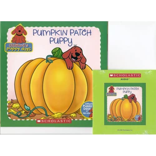 Pumpkin Patch Puppy Danielle Denega and Barry Goldberg