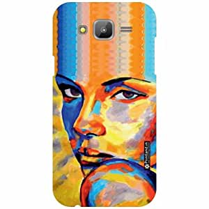 Printland Back Cover For Samsung Galaxy J5 - eyed Designer Cases