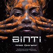 Binti Audiobook by Nnedi Okorafor Narrated by Robin Miles