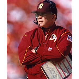 joe gibbs washington redskins