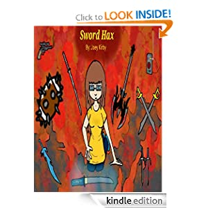 Sword Hax Joey Kirby and Manda Diamond