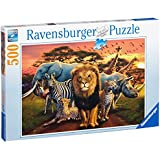 Ravensburger African Splendour Puzzle (500 Pieces)