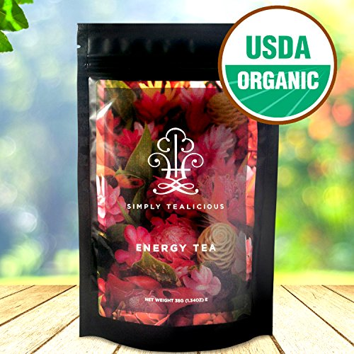 The Best Organic Healthy Weight Loss Tea Clean Energy Appetite Suppressant Craving Control Boost Metabolism Delicious Taste 100 Certified