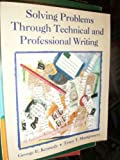 Solving Problems Through Technical and Professional Writing