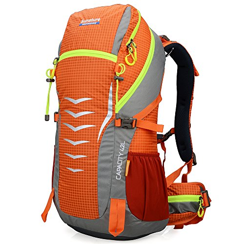 Altosy 42l Internal Frame Pack Camping Travel