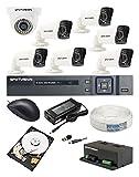 Spotvision SVAHD-1508-2MP-03 8-CH Dvr (With...