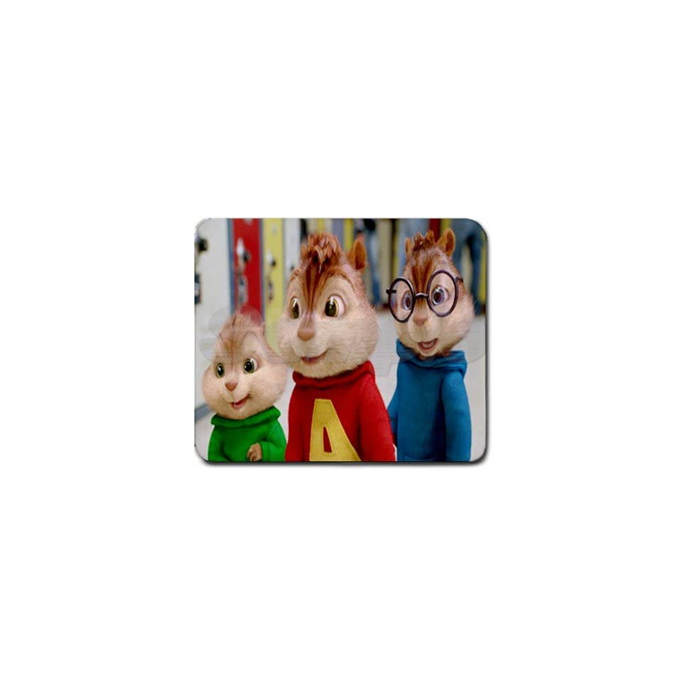 Alvin and the Chipmunks the Squeakquel Large Rectangular Mouse Pad 9