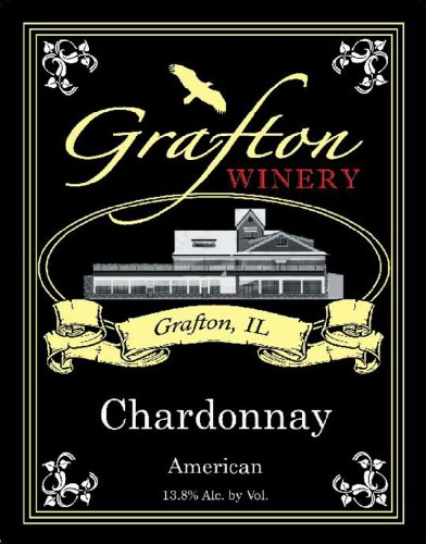 Nv The Grafton Winery Chardonnay 750 Ml