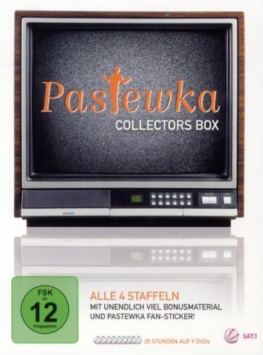 Bastian Pastewka - Pastewka (Collector's Edition)(9DVDs)
