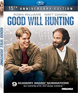 Good Will Hunting 15th Anniversary Edition Blu ray