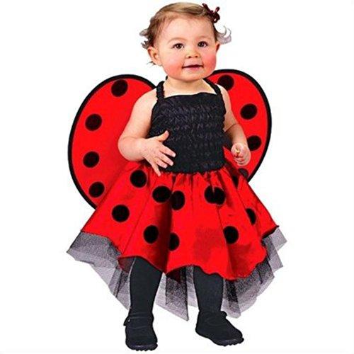 Ladybug Baby Shoes front-646628