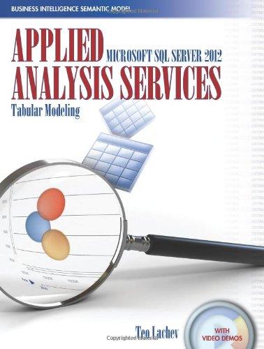 Applied Microsoft SQL Server 2012 Analysis Services: Tabular Modeling