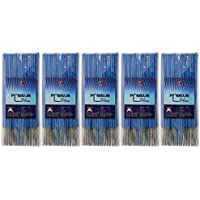 KTR Bamboo Premium Incense Sticks (23 Cm, Blue, Pack Of 5)