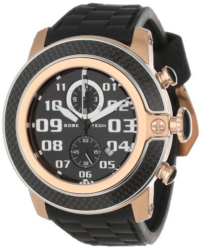 Glam Rock GR33106-DEBZ - Reloj de pulsera hombre, caucho