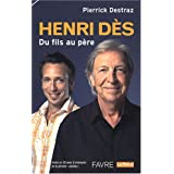 Henri D�s : Du fils au p�re (1CD audio)par Pierrick Destraz