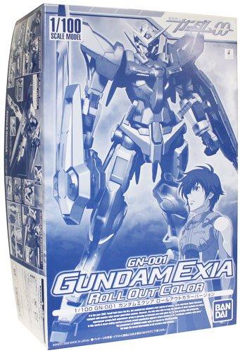 Gundam 1/100 #1 Gundam Exia