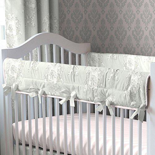 Silk Crib Bedding