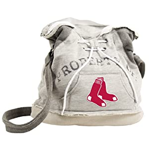Boston Red Sox Logo Merchandise Red Sox Hoodie Duffel
