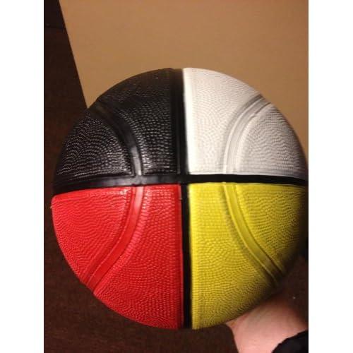 Native American Medicine Wheel Basketball (Mens)