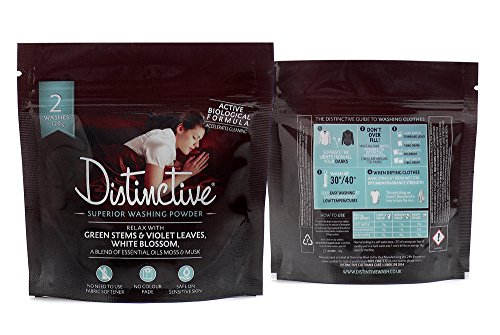 Distinctive Superior Washing Powder Mini - Relaxing fragrance