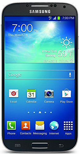 Samsung Galaxy S4 16GB Black SPH-L720T Tri-Band (Boost Mobile)