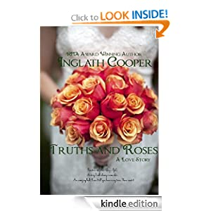 Like a little romance? Or a lot? Use these magical Kindle book search tools to find thousands of great bargains in the Romance category, sponsored by our brand new Romance of the Week, Inglath Cooper's TRUTH AND ROSES – 4.6 Stars on Amazon – 20 Rave Reviews on Amazon and Now Just 99 Cents on Kindle