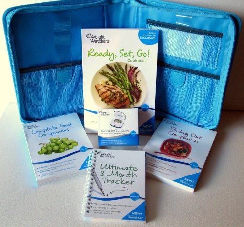 NEW Weight Watchers 2011 Points Plus Deluxe Member Kit with Calculator!