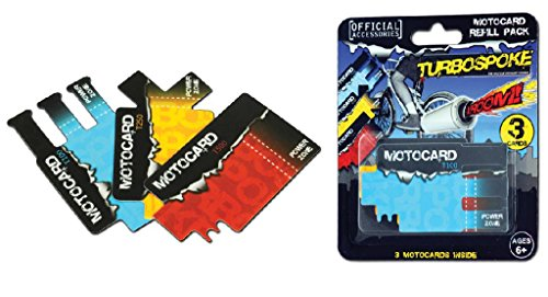 Turbospoke Motocards - 1