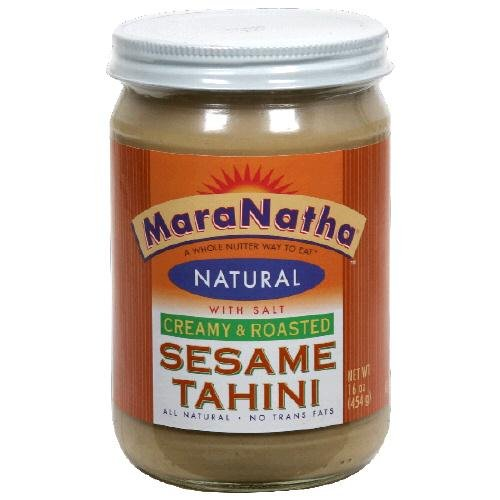Maranatha, Tahini, Roasted, 16.00 OZ (Pack of 12) by Maranatha