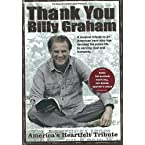 Thank You Billy Graham DVD