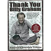 Thank You Billy Graham DVD