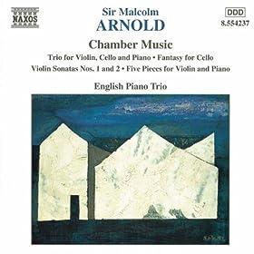 5 Pieces, Op. 84: IV. Ballad