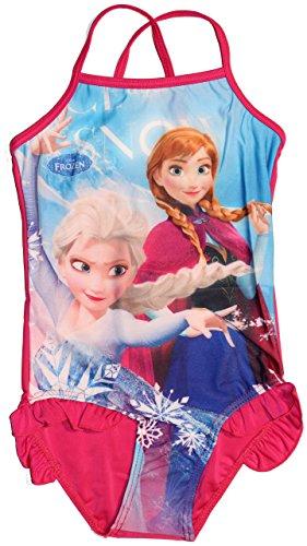 Disney Frozen-Frozen Costume Violett 104 cm