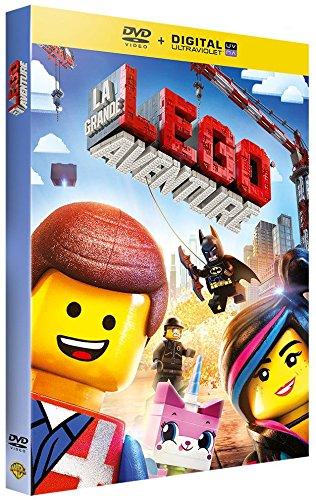 La Grande aventure Lego - DVD + Copie digitale