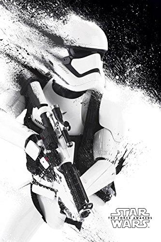 Star Wars: Episodio 7 Poster Stormtrooper Pittura (61cm x 91,5cm)