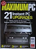 img - for Maximum PC, July 2009 (with CD: 38 AWESOME APPS & UTILITIES on the disc inside!) book / textbook / text book