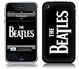 Msic Skins iPhone 3G/3GS用フィルム  The Beatles - Logo  iPhone 3G/3GS  MSRKIP3G0249