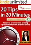 20 Tips in 20 Minutes using Microsoft...