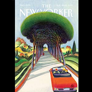 The New Yorker, August 16th & 23th 2010: Part 1 (Jon Lee Anderson, Dana Goodyear, Simon Rich) Periodical